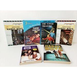 Hard Boys | Lot of 6 Books